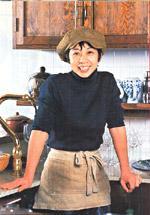 東京料理タケハーナオーナー 竹花いち子さん(48歳)